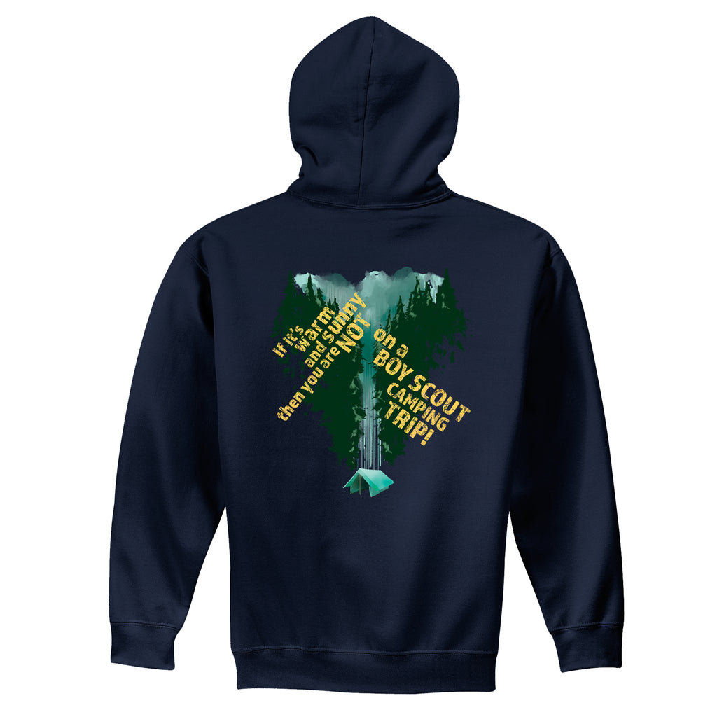 Troop 570 Group Order Adult Hoodie
