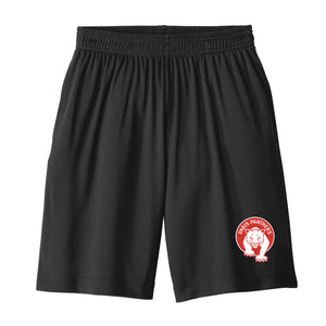 Paris Adult Athletic Shorts with Pockets (2 colors)