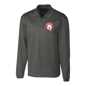 Paris Group Order Adult Performance Polo Long Sleeve (3 Colors)