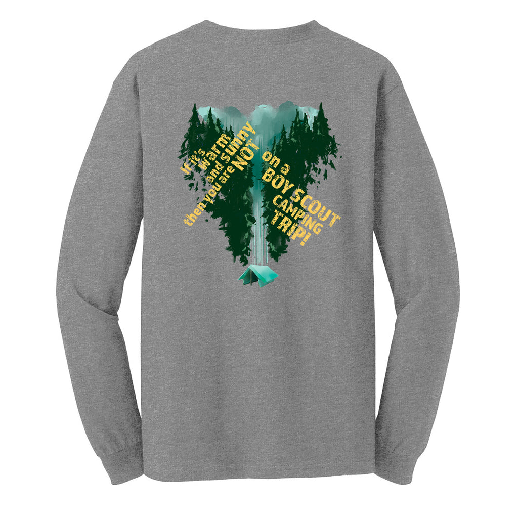 Troop 570 Group Order Youth Long Sleeve T-shirt