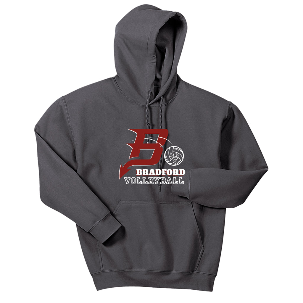 Bradford Volleyball Adult Essential Hoodie