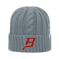Bradford Cable Knit Cap