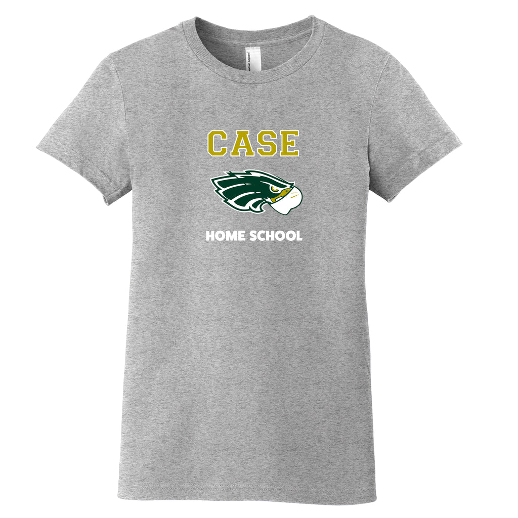 Case Home School Premium Ladies T-Shirt