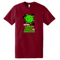 Least Likely to Succeed Premium Adult T-Shirt (2 colors)