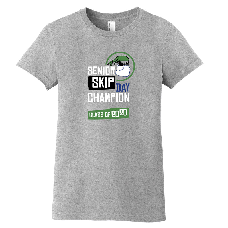 Harborside Senior Skip Champ Premium Ladies T-Shirt