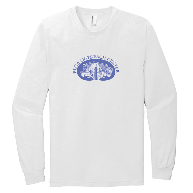 ELCA Adult Premium Long Sleeve T-Shirt (2 colors)