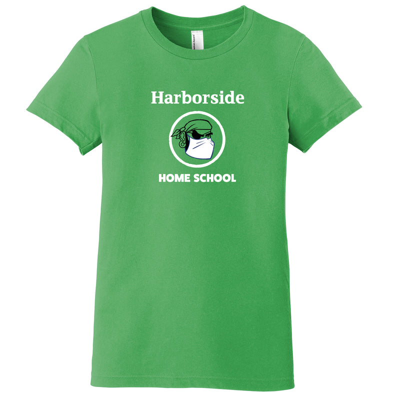 Harborside Home School Premium Ladies T-Shirt