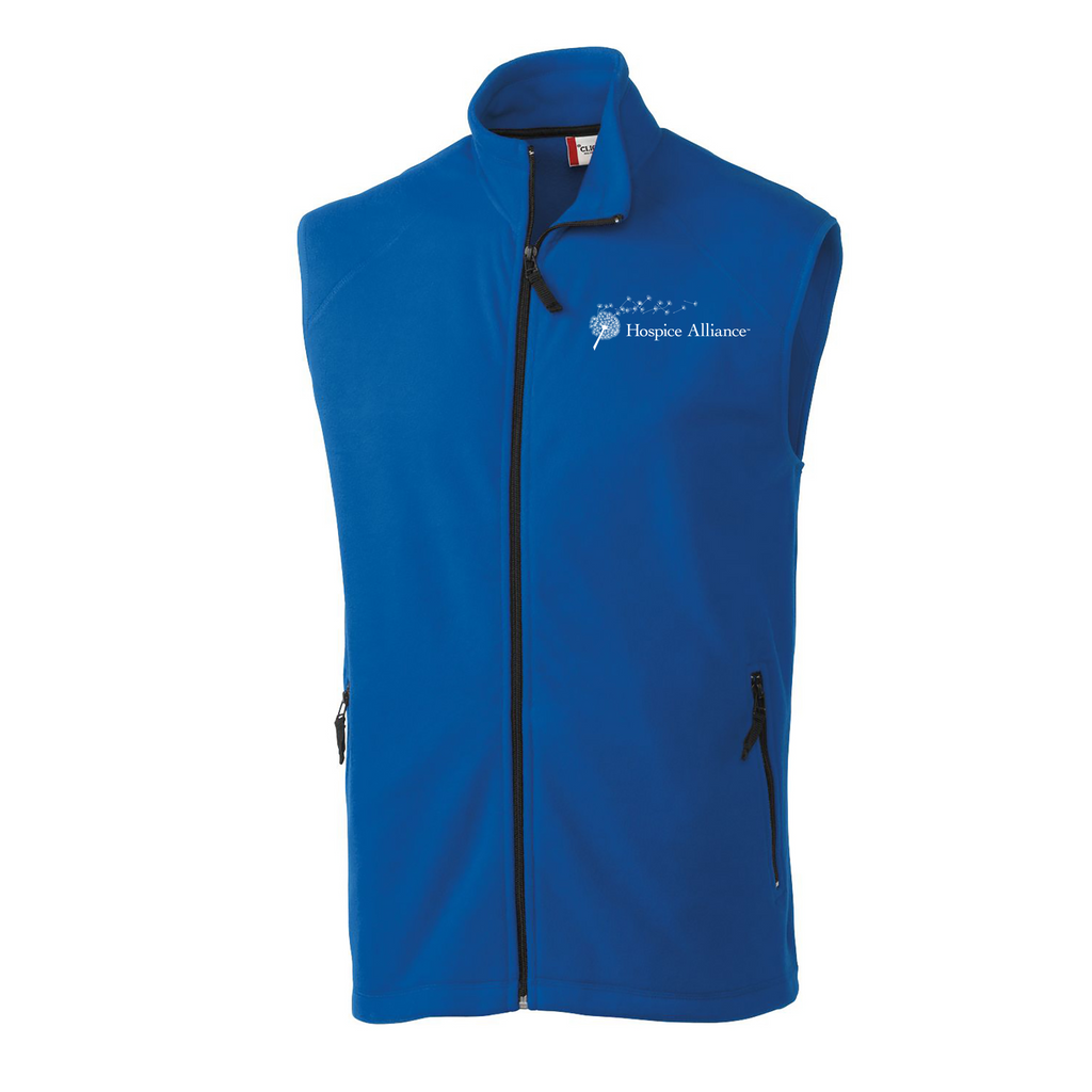 Hospice Alliance Adult Microfleece Vest