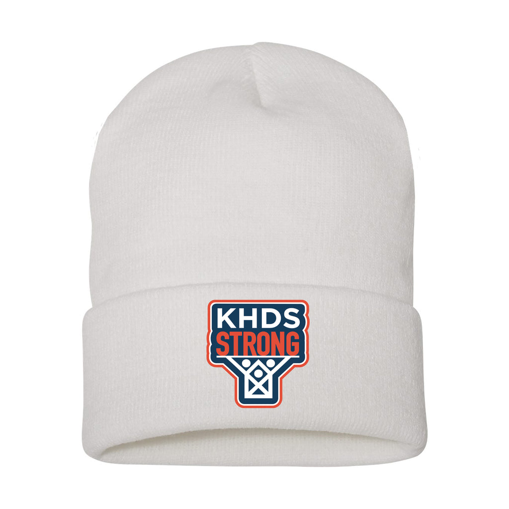 KHDS Strong Cuffed Knit Beanie (4 colors)