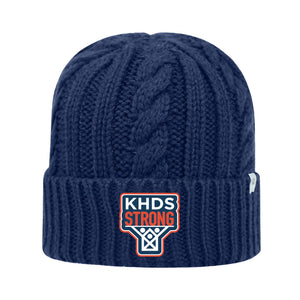 KHDS Strong Cable Knit Cap