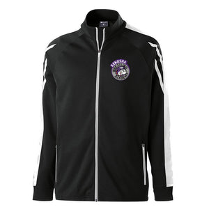 KWA Youth Temp-Sof Medallion Warmup Jacket