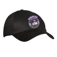 KWA Adult Medallion Team Cap (3 colors)