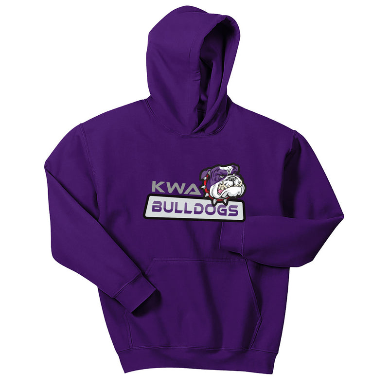 KWA Youth Essential Bulldogs Hoodie (3 Colors)