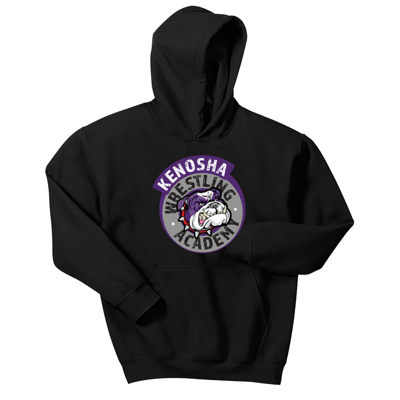 KWA Youth Essential Medallion Hoodie (2 Colors)