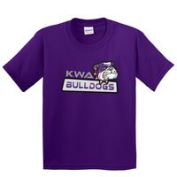 KWA Youth Essential Bulldogs T-Shirt (3 Colors)