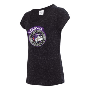 KWA Youth Medallion Glitter T-Shirt