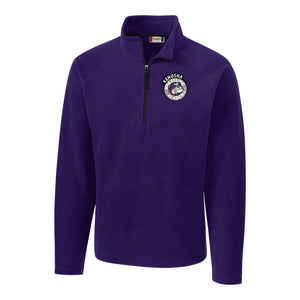 KWA Adult Microfleece Medallion Quarter-Zip (2 colors)