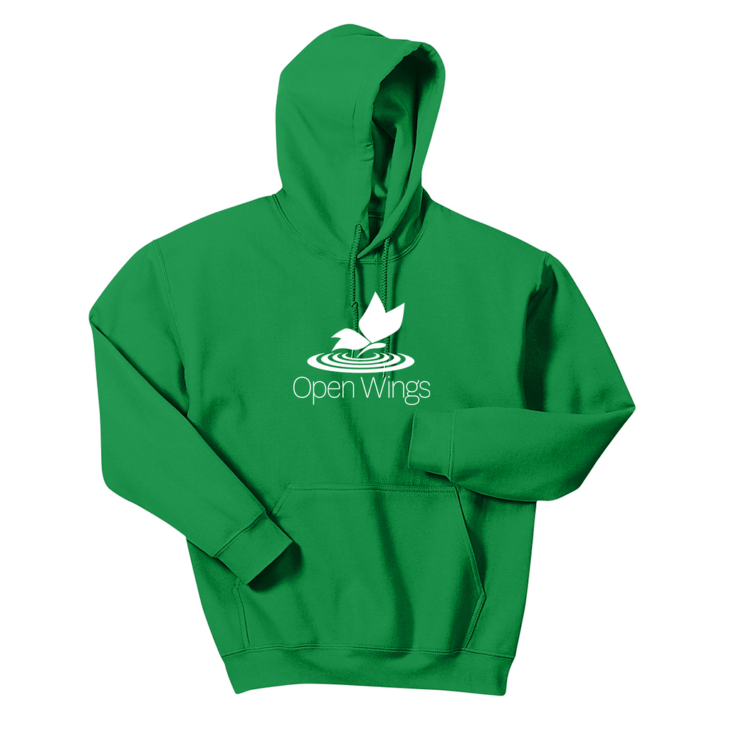 Open Wings Adult Essential Hoodie