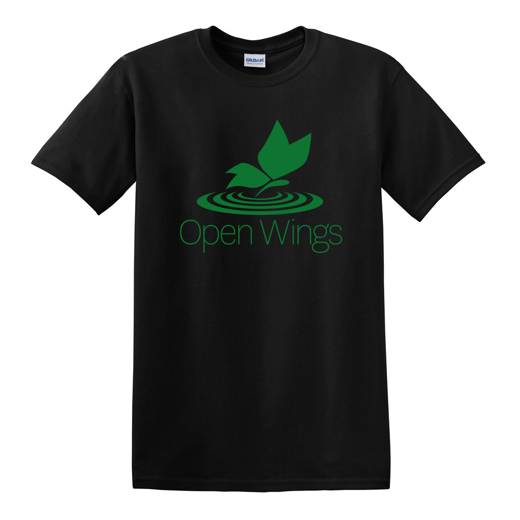 Open Wings Adult Essential T-Shirt (4 colors)