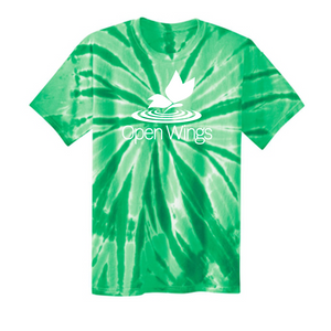 Open Wings Youth Tie-Dye Tee