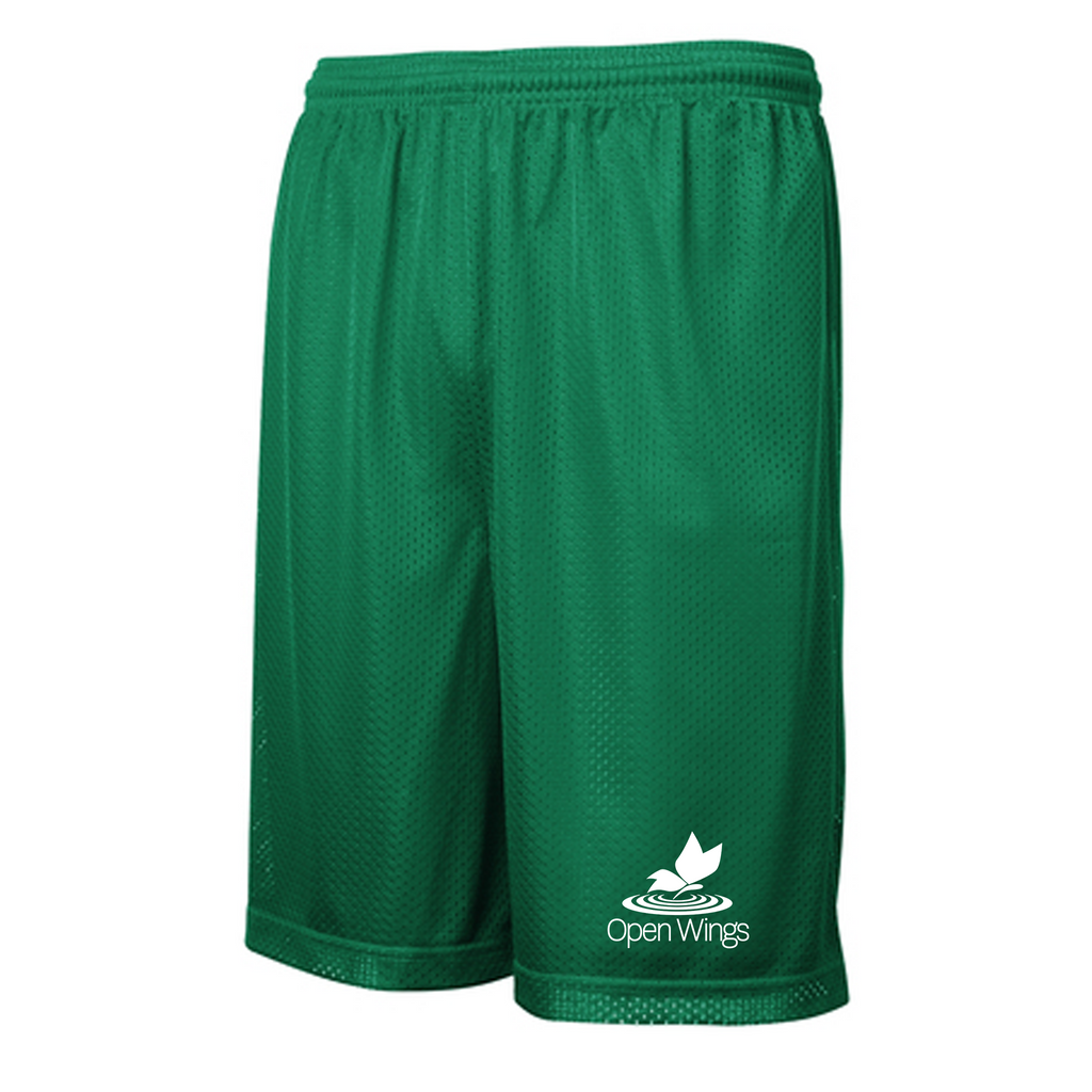 Open Wings Adult Mesh Shorts (2 colors)