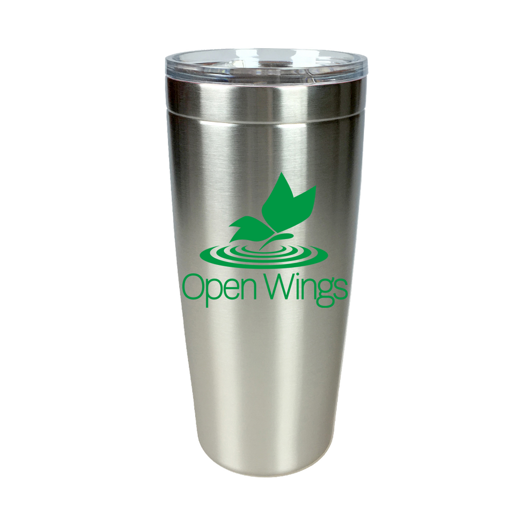 Open Wings Tumbler Stainless (2 sizes)