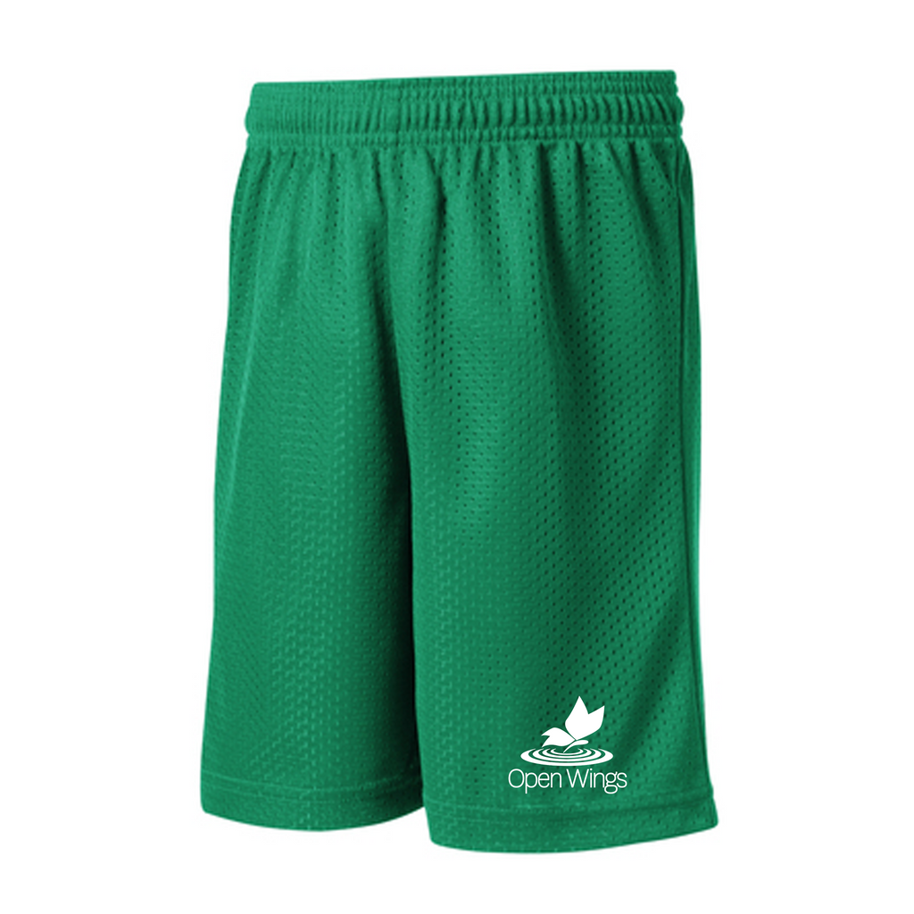 Open Wings Youth Mesh Shorts (2 colors)