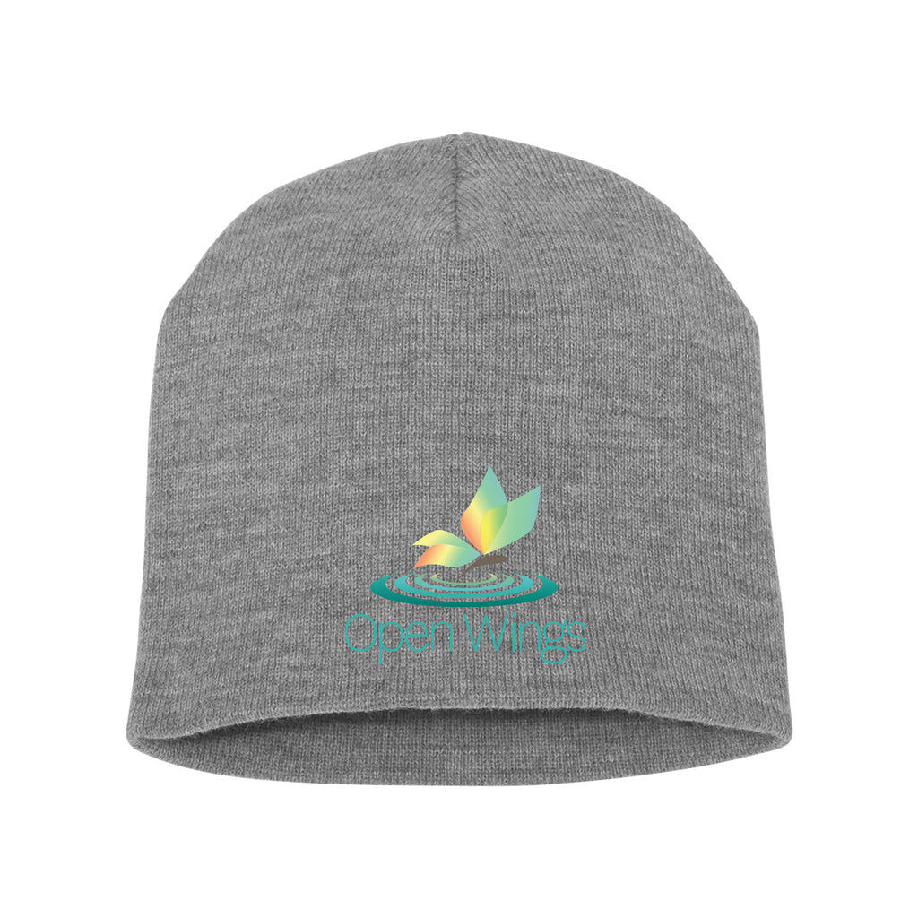 Open Wings Classic Knit Beanie (3 colors)
