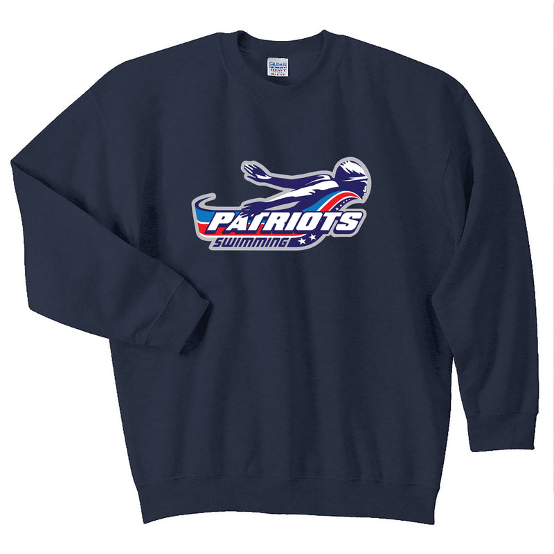 Patriots Youth Essential Crew Neck Sweatshirt (3 Colors)