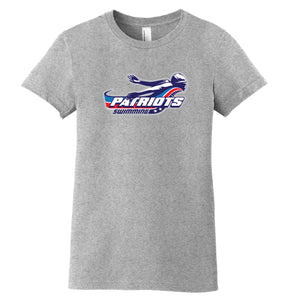 Patriots Ladies T-Shirt (3 Colors)