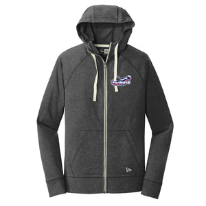 Patriots Adult Sueded Cotton Blend Zipper Hoodie (2 colors)
