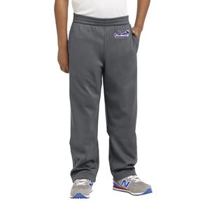 Patriots Youth Sport-Wick Fleece Pant