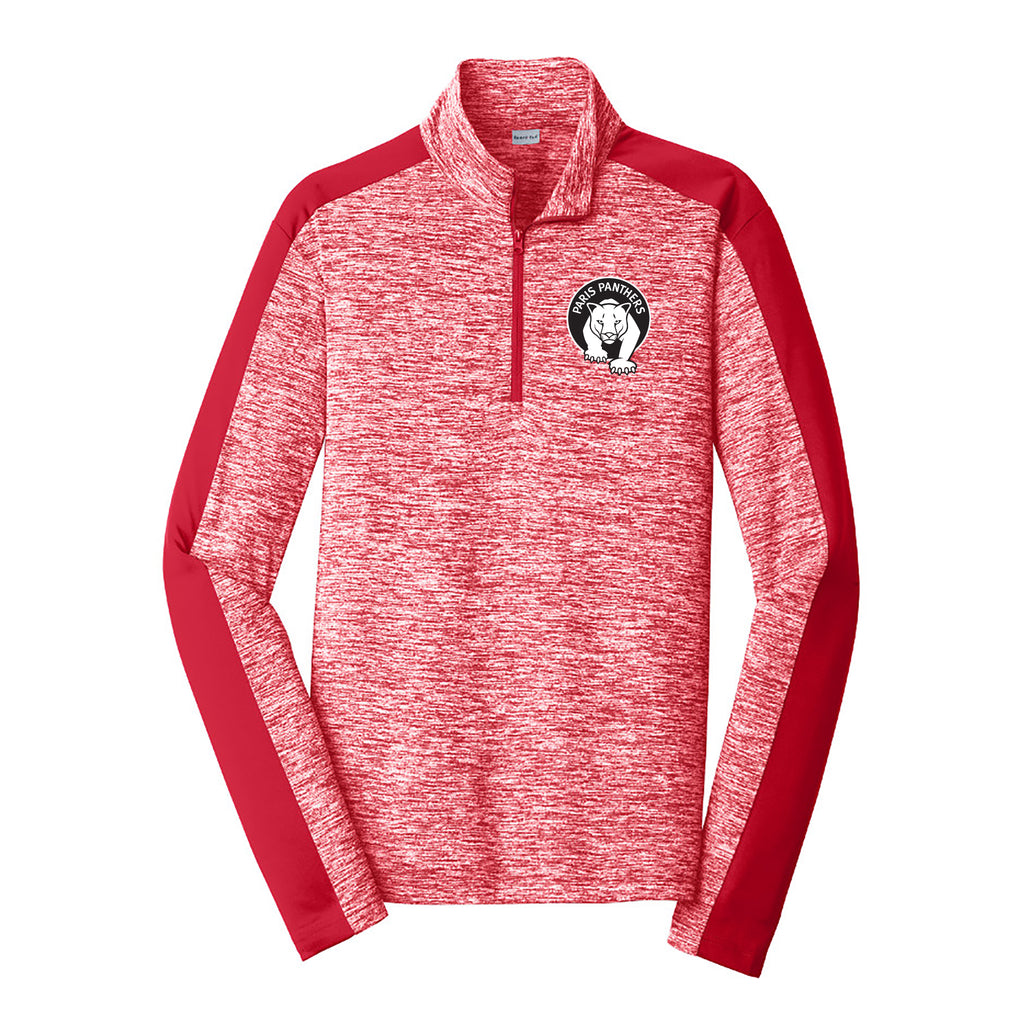 Paris Adult Sport-Wick 1/4 Zip (2 colors)