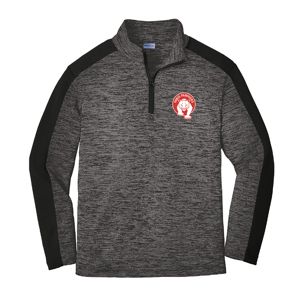 Paris Youth Sport-Wick 1/4 Zip (2 colors)