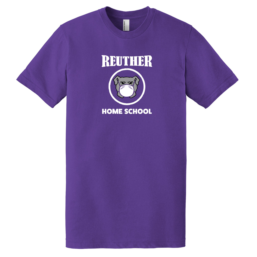 Reuther Home School Premium Adult T-Shirt