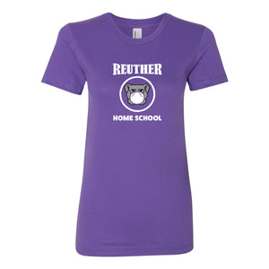 Reuther Home School Premium Ladies T-Shirt