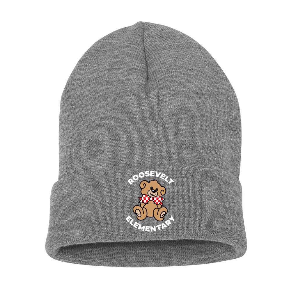 Roosevelt Cuffed Knit Beanie (4 colors)