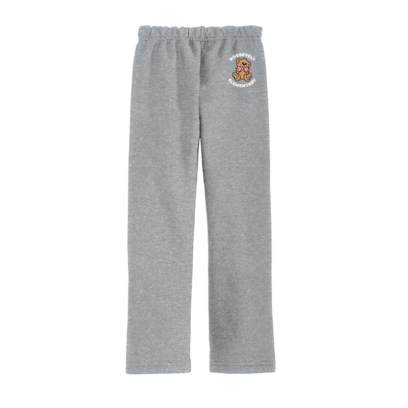 Roosevelt Youth Essential Open Bottom Sweatpant