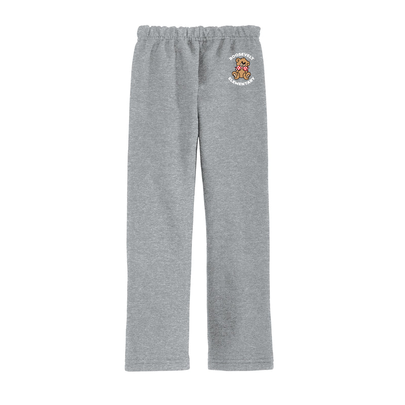 Roosevelt Adult Essential Open Bottom Sweatpant