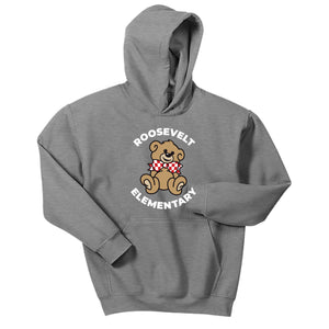 Roosevelt Youth Essential Hoodie (2 Colors)