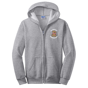 Roosevelt Youth Essential Zip Hoodie (2 colors)