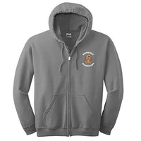 Roosevelt Adult Essential Zip Hoodie (2 colors)