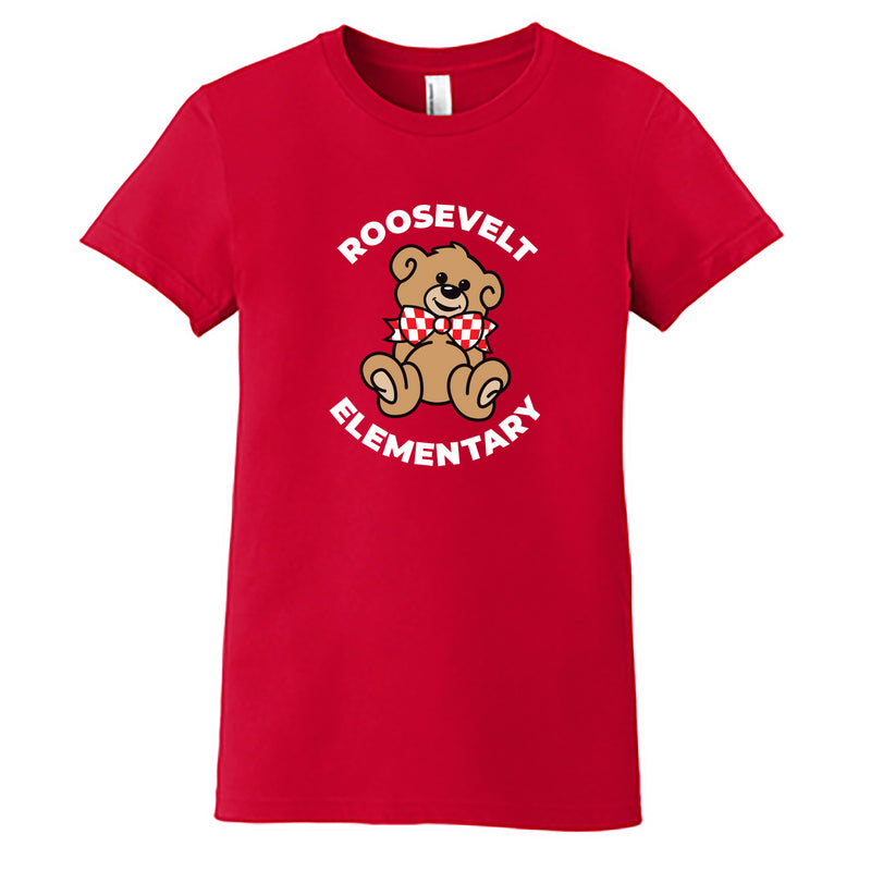Roosevelt Ladies Premium T-Shirt (2 colors)