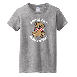Roosevelt Ladies Essential T-Shirt (2 Colors)