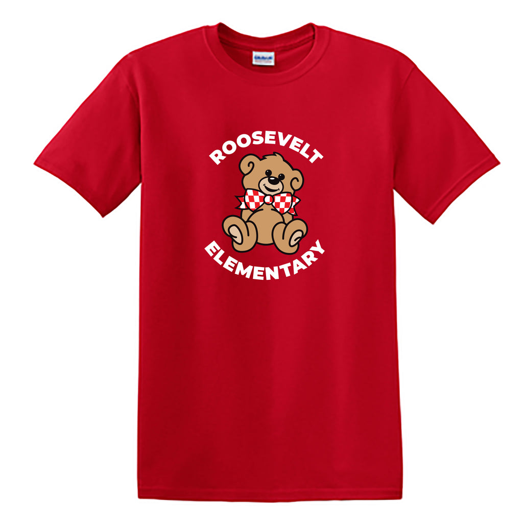 Roosevelt Adult Essential T-Shirt (2 colors)