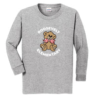 Roosevelt Youth Essential Long Sleeve T-Shirt (2 colors)