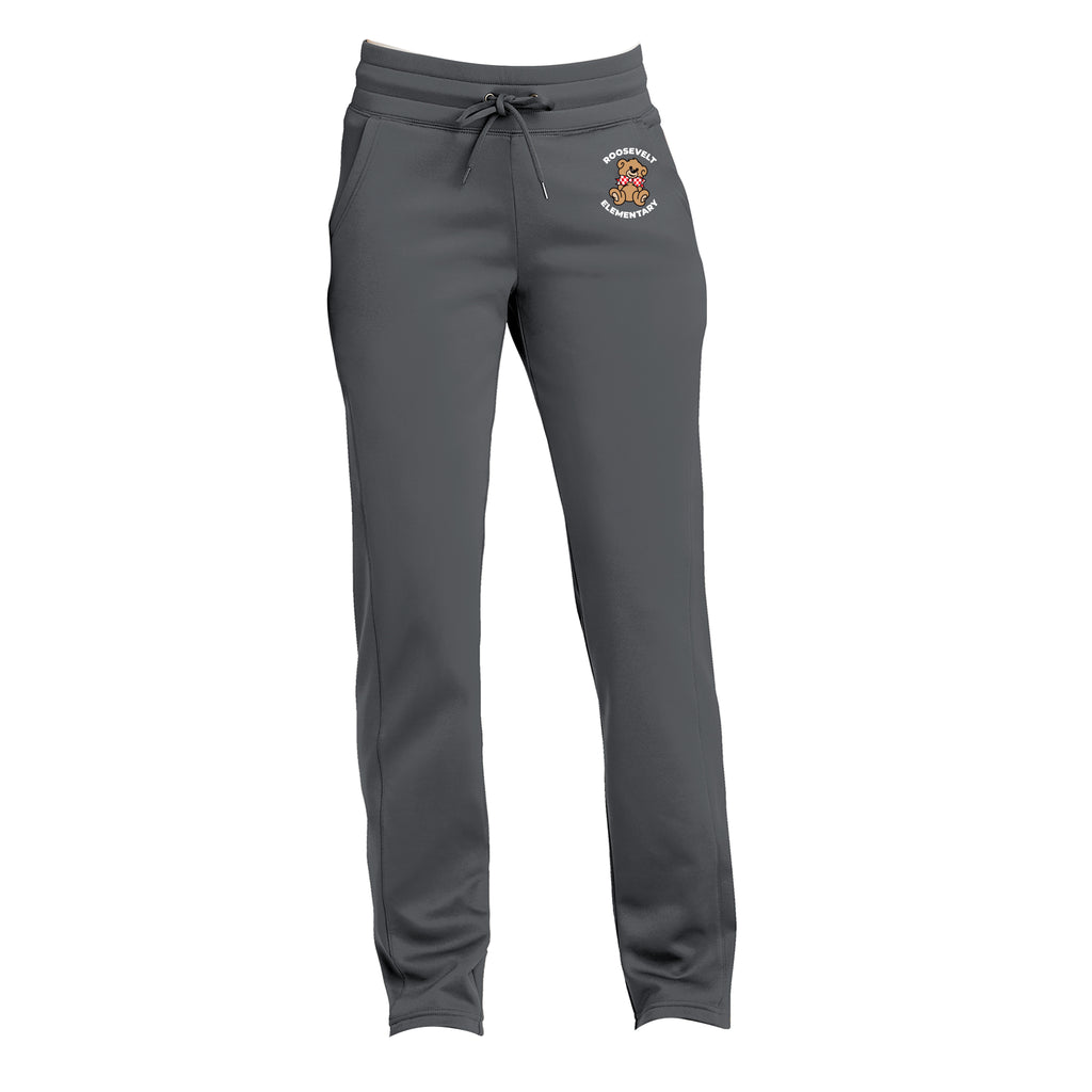 Roosevelt Ladies Sport-Wick Fleece Pant