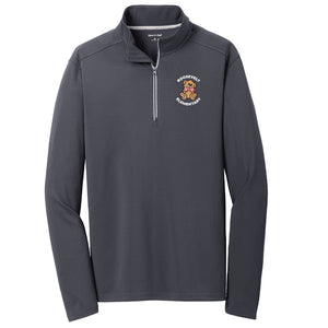 Roosevelt Adult Textured Sport-Wick 1/4 Zip (2 colors)