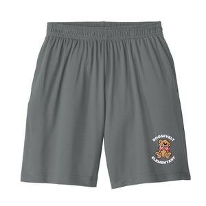 Roosevelt Youth PosiCharge Shorts with Pockets (2 colors)