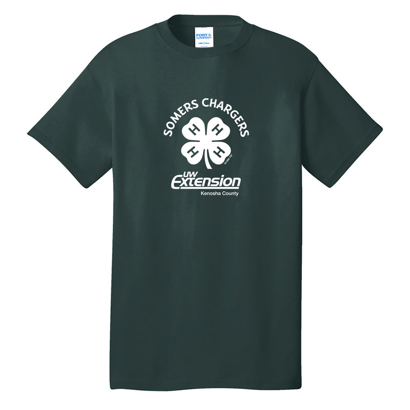 Somers Chargers 4-H Adult Essential T-Shirt